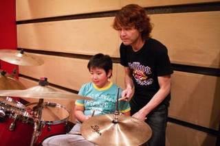 小学生ドラム教室