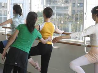 表参道で、大人から始めるクラシックバレエ「日曜初級クラス」