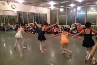毎週火曜・金曜日バレエクラス 体験レッスン IN 東蒲田