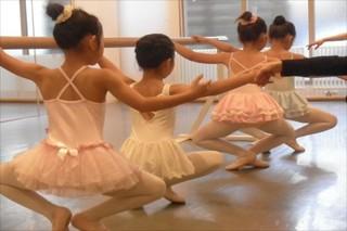 【ジュニア向け】小1~ 初めてのバレエでも大丈夫!ジュニアのバレエクラス《第2.4金曜日》@東矢口