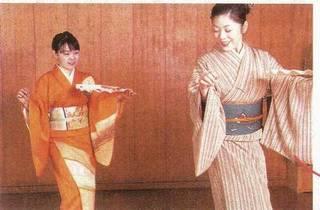 着付けから習える初めての日本舞踊