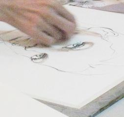 【基礎科】初心者OK!美しく人物を描く為の「デッサン力」を身につけるコース:全48回