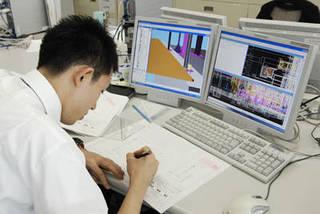 【クラス担任制】CADに初めて触れる方でも安心学習♪ CADオペレーター養成講座(※給付金対象講座)