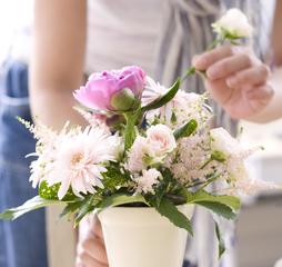 お花を楽しみ資格取得ができるお♡ FADA プライマリーディプロマ取得コース