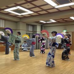 日本舞踊 扇寿流&nbsp【心斎橋教室】