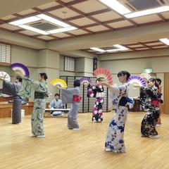 《はじめての方用》お試し体験レッスン【日本舞踊】選べるお稽古回収(3回・5回・8回)