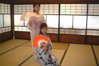 日本舞踊体験レッスン