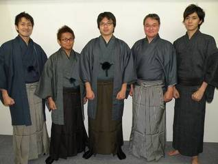 男の着付け教室・メンズ着付(全6回)/大阪心斎橋