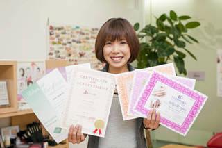 【ネイル】JNA本部認定校コースⅡ(1年)