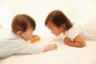 乳幼児の発達を促すスキンシップ!ベビーマッサージ講座