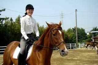 馬の学校6ヶ月コース(A.R.C.空港乗馬倶楽部 名古屋校)