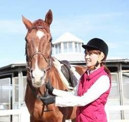 【初めての方】乗馬体験コース!初心者の方でも安心して乗馬体験できます★