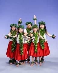元気な子供たち集まれ!楽しくフラを踊りましょう!栄フラダンス スタジオ オープン!