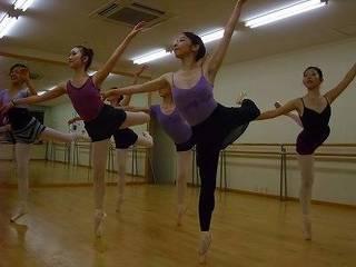 ★神戸 珠利★バレエ上級クラス