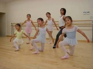 ★神戸珠利★バレエ 初級クラス