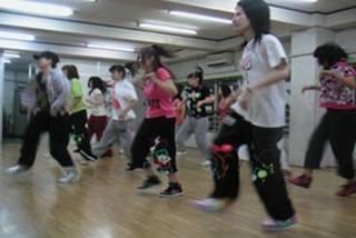 岐阜 ヒップホップ ダンス スクール 入門・初級コース