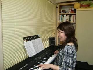 忙しい&遠い人の為の、月1回、ジャズ&ポピュラーピアノ