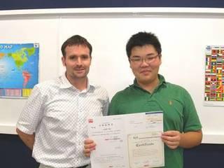 個別レッスンで英語力を飛躍的に伸ばせる中学生・高校生英会話コース