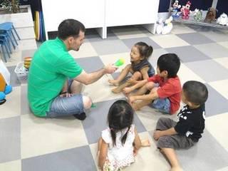 フォニックスで英語も読める幼稚園児英会話コース