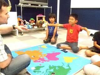 お子様の英語を飛躍的に伸ばせるエリートキッズコース