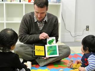 月齢6ヶ月から始められる!0-1歳親子英会話コース(2レベル)