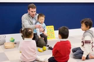1・2歳親子コース無料個別体験レッスン