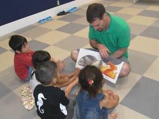 幼稚園児コース無料個別体験レッスン