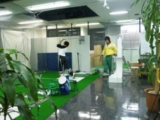 セミプライベート 室内ゴルフレッスン 体験2000円!