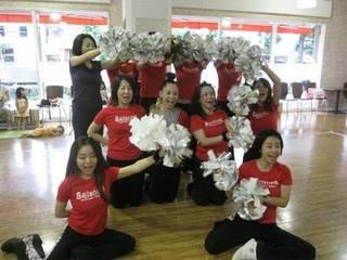 チアダンス(初中級) うれしい子連れOK★火曜★昼間開催