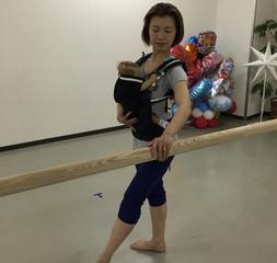 子連れOK!BABYバレエ☆火曜日 昼間開催