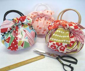 東亜和裁 春の体験会!(製作イベント)ふろしきバッグ作り♪