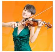 一本でさまざまな情景を想像させる多彩な表現力が、バイオリンの魅力です