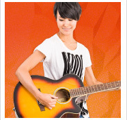 幅広いサウンドを奏でるアコースティックギターの魅力に触れてみませんか?