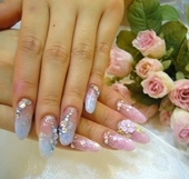 Pink International Nail Academy
