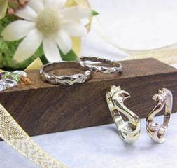 マリッジリング(結婚指輪)製作コース