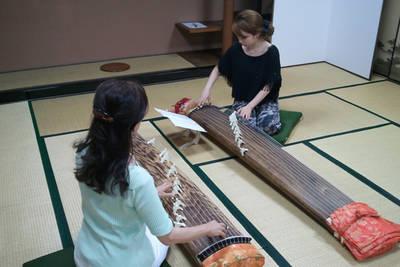 お琴の教室 箏愛会