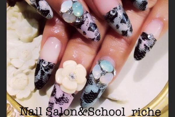 Nail Salon &School riche