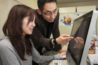 「広告デザイン土曜コース」は隔週土曜でマイペースに習得!