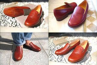 靴アサオカ工房&nbsp 名古屋市中区大須