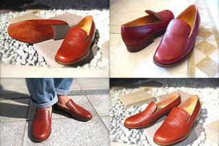 自分の手で「貴方だけの世界に1つだけの靴」作りませんか?