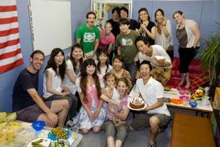 旅人の英語学校−ESOT−&nbsp 名古屋駅からすぐ!アットホームな英会話教室♪