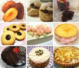 ホテルメイドのレシピ&少人数制で学べるケーキ教室