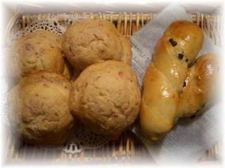 初心者でも楽しめるパン教室(ドライイースト/自家製天然酵母)