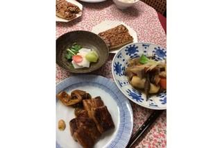 [村山料理教室]上前津のマンションで開いている料理教室です