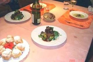 フレンチお料理教室