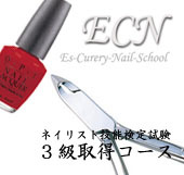 ECN 〜 Es−Curery−Nail School 〜
