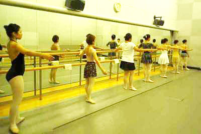 アンジェラRADバレエ教室