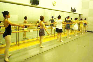 バレエ体験レッスン 【グースクール見た方¥2000→¥1000】