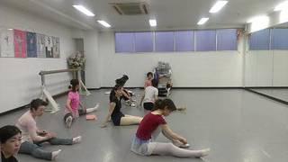 バレエ教室 studio swan