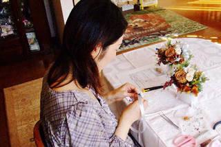 La Cleo ラ クレオ&nbsp マンツーマンで習える札幌市東区のプリザーブドフラワー教室